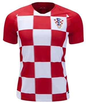 021c05857 Croatia Soccer Jersey Adult Men s Sizes Football World Cup Premium Gift  (Small