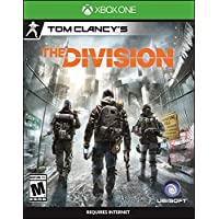 Tom Clancys The Division Standard Edition for Xbox One