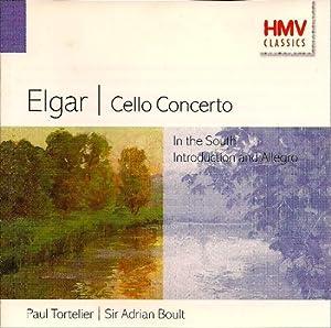 Elgar - Cello Concerto (Paul Tortelier/Sir Adrian Boult)