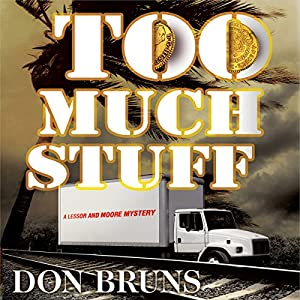 Too Much Stuff Audiobook