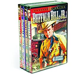 Buffalo Bill Jr (4-DVD)