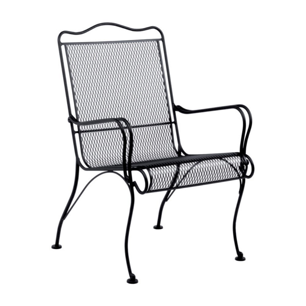 High Back Lounge Chair - Tucson-Set of 2 madrid lounge chair