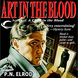 Art in the Blood Audiobook
