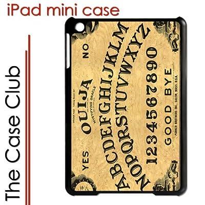iPad Mini Black Protective Hard Case - Ouija Board Game talking board