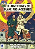 Blake And Mortimer - The Adventures Of Blake And Mortimer [DVD]