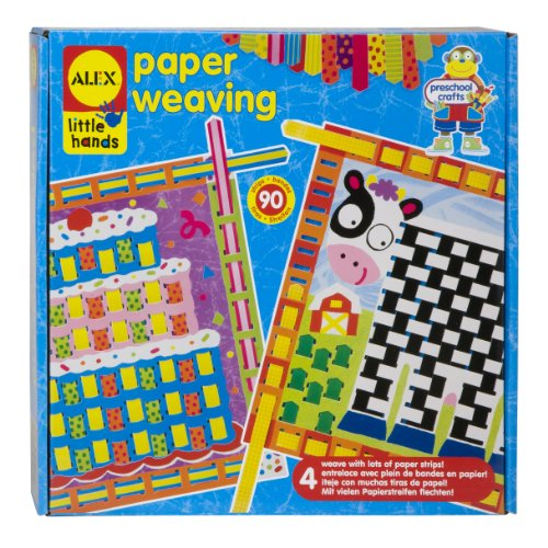 ALEX Toys Little Hands Paper Weaving