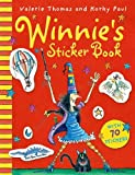 Valerie Thomas Winnie's Sticker Book 2012 (Winner the Witch)