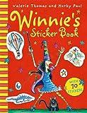 Winnie's Sticker Book 2012 (Winner the Witch) Valerie Thomas
