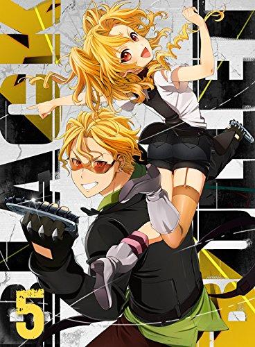 ブラック・ブレット 5 (初回限定版BD) [Blu-ray]