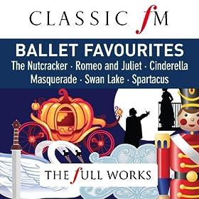 Ballet Favourites (Classic FM: Full Works)