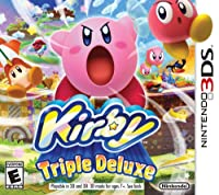 Kirby Triple Deluxe - Nintendo 3DS by Nintendo