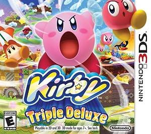 Kirby Triple Deluxe - Nintendo 3DS by Nintendo