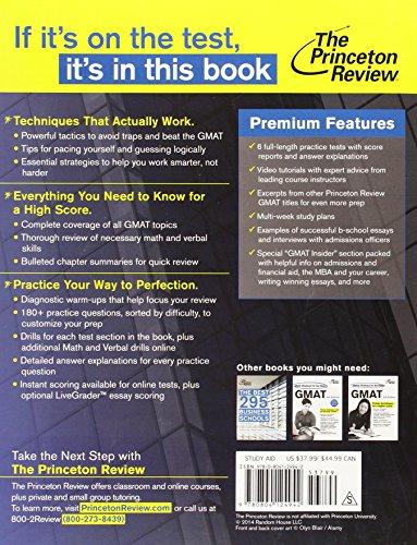 princeton gmat practice test pdf