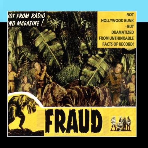 Original album cover of Fraud by Fraud