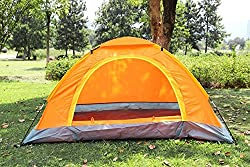 Best Deals - Picnic Camping Portable Waterproof Outdoor Tent for 6 Person, Lightweight Quick & Easy Set Up (Random Colors)