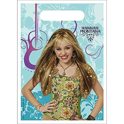 Hannah Montana Treat Sacks - 1