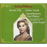 Donizetti: Anna Bolena. Beverly Sills, Julius Rudel