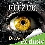 Der Augenjäger   Sebastian Fitzek