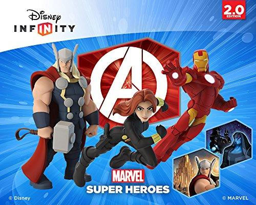 Disney Infinity: Marvel Super Heroes (2.0 Edition) Starter Pack [Online Game Code] front-973210