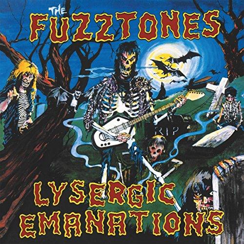 Vinilo : The Fuzztones - Lysergic Emanations (LP Vinyl)