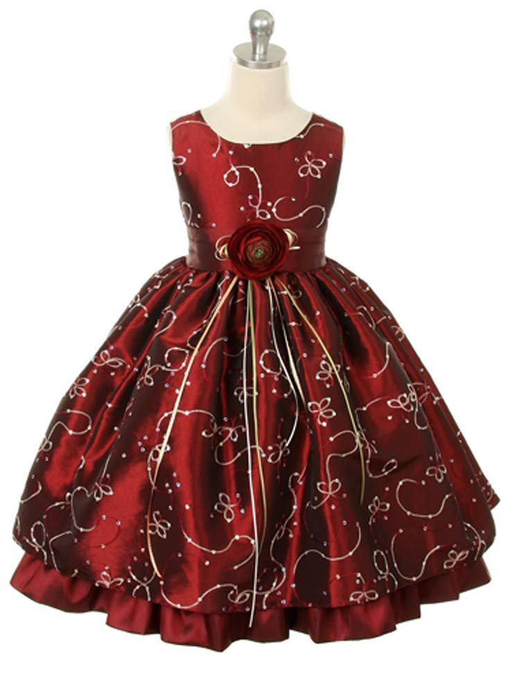 good looking: Girls Christmas Holiday Dress (Assorted ...