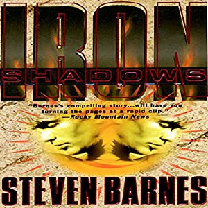 Iron Shadows Audiobook