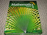 img - for Holt McDougal Mathematics Course 3 (Course 3) book / textbook / text book