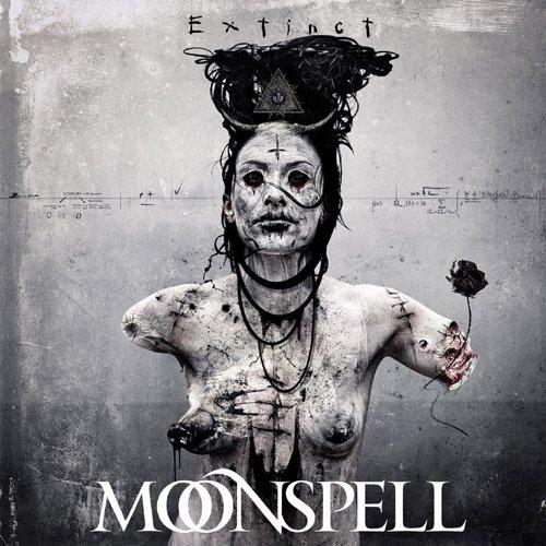 Moonspell - Extinct (Limited Media Book)