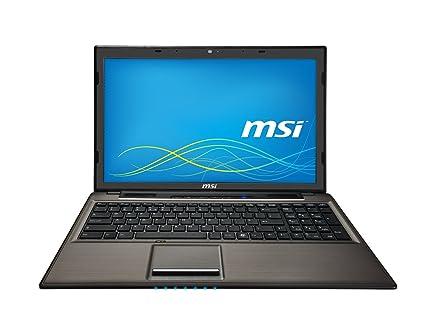 """MSI CX61 2PC-802XFR Ordinateur portable 15,6"""" (39,62 cm) Intel Core i5 4210M 2,6 GHz 500 Go 4 Go Nvidia GeForce 820M Blanc"""