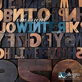Allegro Classical Winter 2012 Sampler