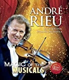 Andre Rieu Magic of the Musicals Blu-Ray (Region B)