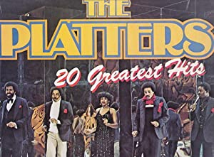 Amazon Com The Platters The Platters 20 Greatest Hits Music