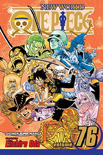 Download One Piece, Vol. 76