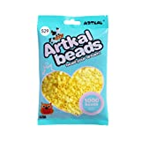 Artkal S-5mm 134 Colors Midi 1000 Count Yellow Bead Bag (S29) (Color: S29)