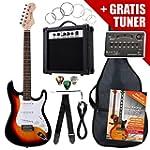 Rocktile ST Pack Guitare electrique S...