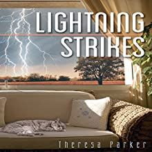 Lightning Strikes: An Andromeda Spencer Novel Book 1 (       UNABRIDGED) by Theresa Parker Narrated by Holly Adams