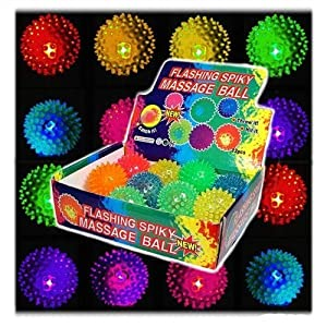 Flashing Spike Ball
