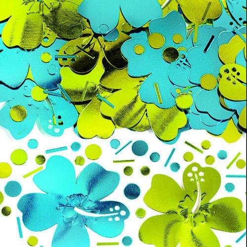 Hibiscus Blue Confetti 1/2oz