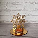 Devinez Decorative Tea Light Candle Holder With Tealight Candle