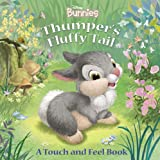img - for Disney Bunnies Thumper's Fluffy Tail (A Touch-and-feel Book) book / textbook / text book