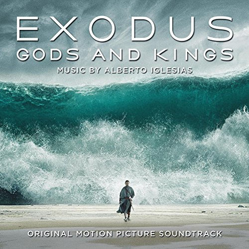Original album cover of Exodus: Gods and Kings (Original Motion Picture Soundtrack) by Alberto Iglesias