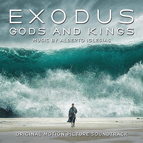 Original album cover of Exodus: Gods and Kings (Original Motion Picture Soundtrack) by Alberto Iglesias