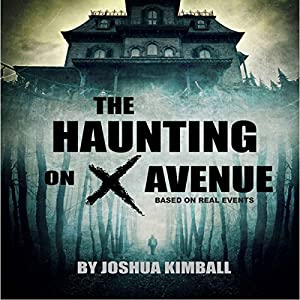 The Haunting on X Avenue Audiobook