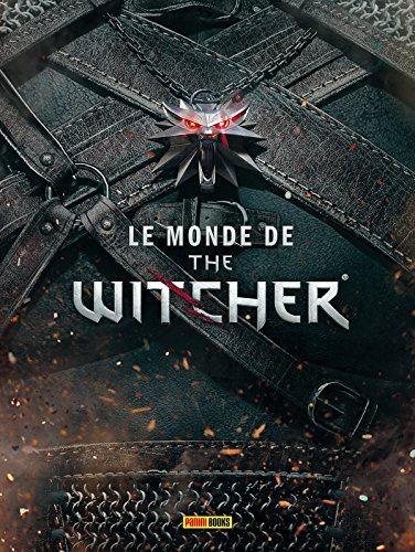 The World of the Witcher 61qjGePeKeL