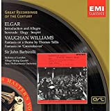 Great Recordings Of The Century - Elgar / Vaughn Williams (Musik für Streicher)