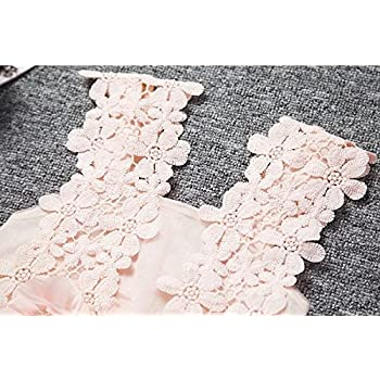 Baby Girls Sleeveless Lace Wedding Vintage Birthday Party Princess Flower Dress