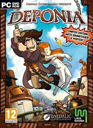 Deponia [Download]