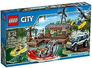 レゴ シティ 沼地のアジト 60068