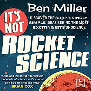 It's Not Rocket Science Audiobook