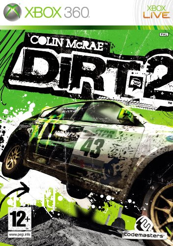 Colin Mcrae: Dirt 2 (vf - French game-play)